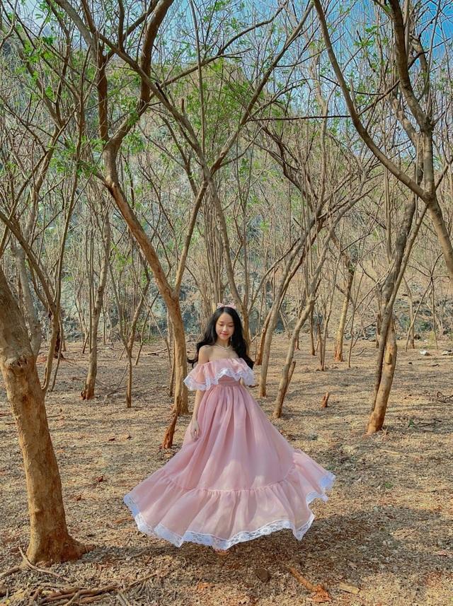 Nữ sinh 9X sưu tập hơn 300 chiếc váy công chúa, giá trị cả tỷ đồng - 14