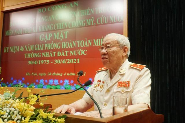 Gần 1.000 cán bộ công an hy sinh khi chi viện cho chiến trường miền Nam - 3