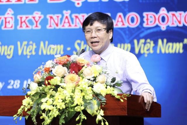 Lần đầu tiên phát động cuộc thi viết về Kỹ năng lao động Việt Nam - 1