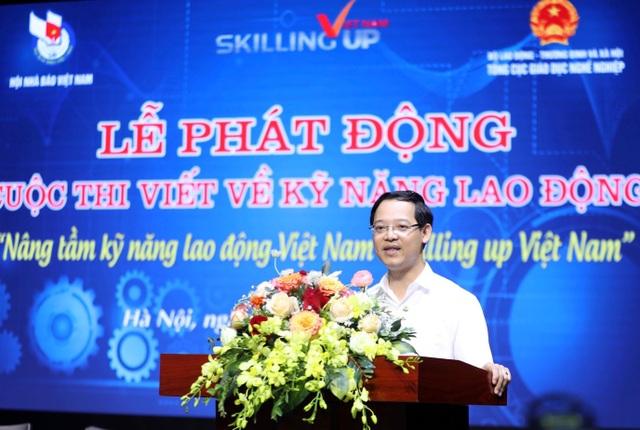 Lần đầu tiên phát động cuộc thi viết về Kỹ năng lao động Việt Nam - 2