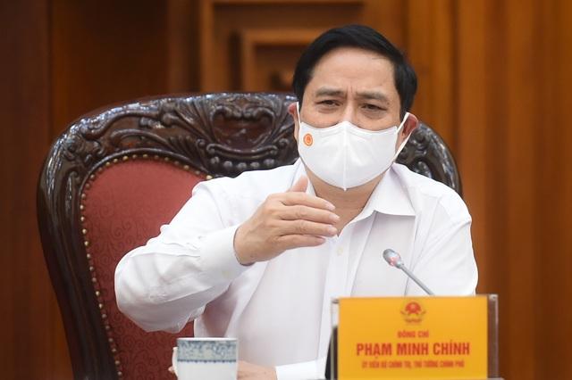 Thủ tướng: Bộ Giao thông phải đi đầu về phòng chống tham nhũng, tiêu cực! - 1