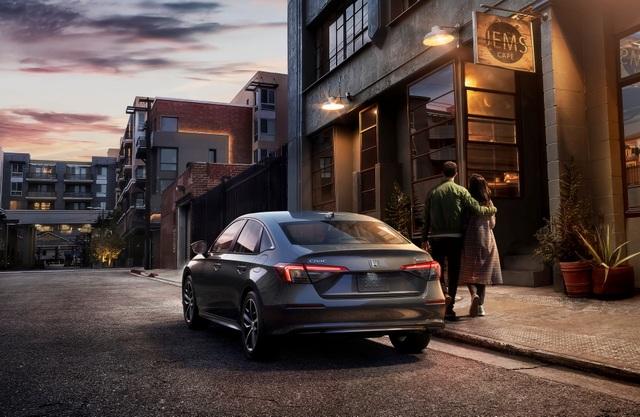Honda Civic 2022 chính thức ra mắt, tìm về phong cách tối giản - 12