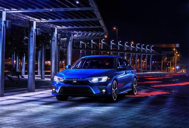 Honda Civic 2022 chính thức ra mắt, tìm về phong cách tối giản - 6