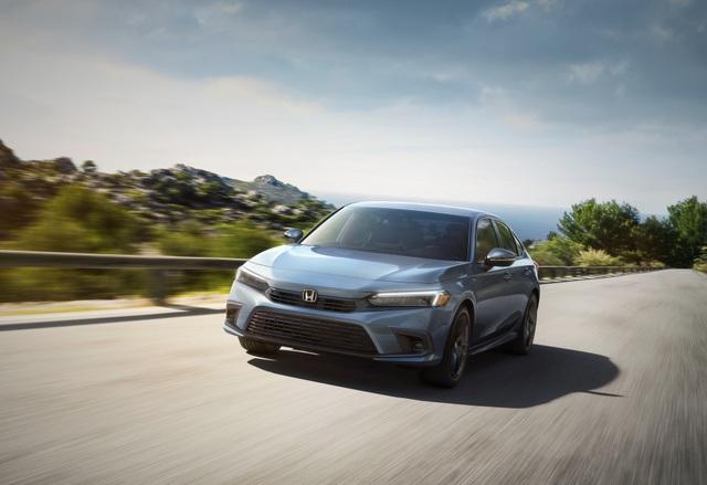 Honda Civic 2022 chính thức ra mắt, tìm về phong cách tối giản - 11
