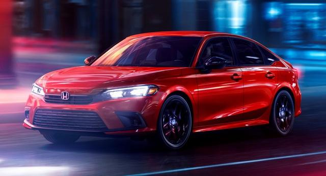Honda Civic 2022 chính thức ra mắt, tìm về phong cách tối giản - 13