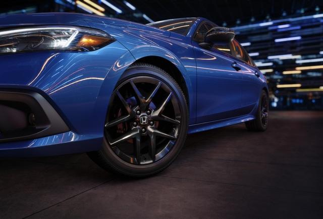 Honda Civic 2022 chính thức ra mắt, tìm về phong cách tối giản - 3