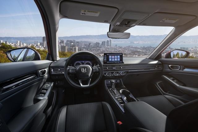 Honda Civic 2022 chính thức ra mắt, tìm về phong cách tối giản - 4