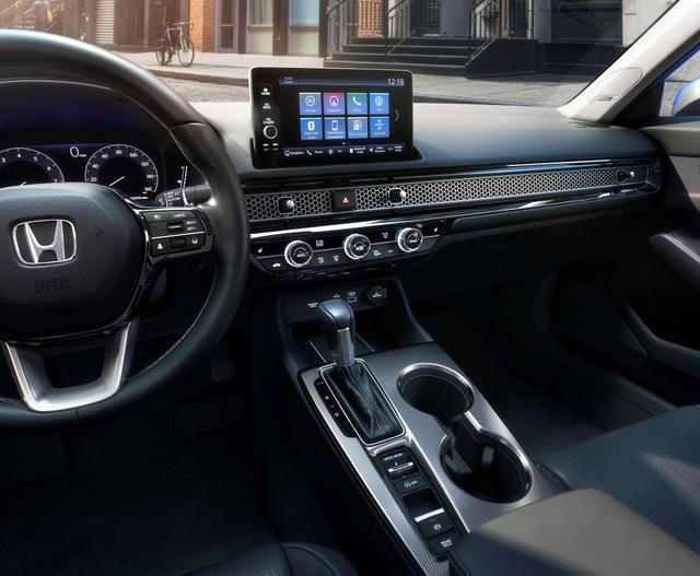 Honda Civic 2022 chính thức ra mắt, tìm về phong cách tối giản - 5