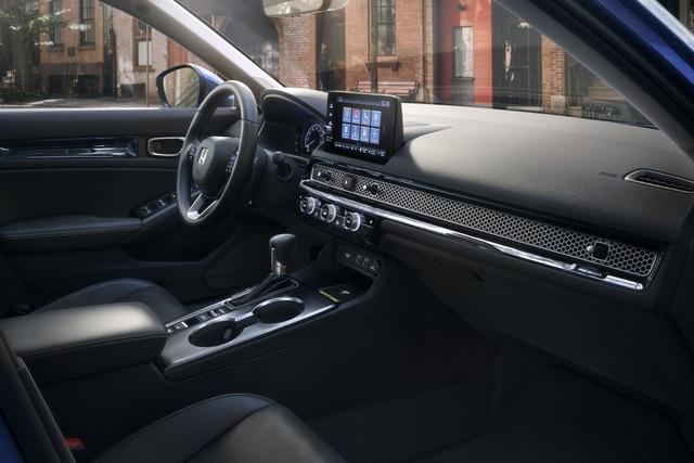 Honda Civic 2022 chính thức ra mắt, tìm về phong cách tối giản - 9