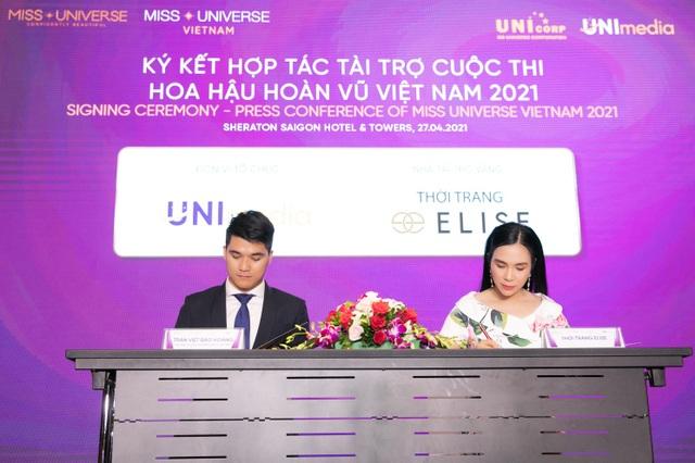 Vinawoman chủ đề mới cuộc thi Hoa hậu Hoàn vũ Việt Nam 2021 - 4