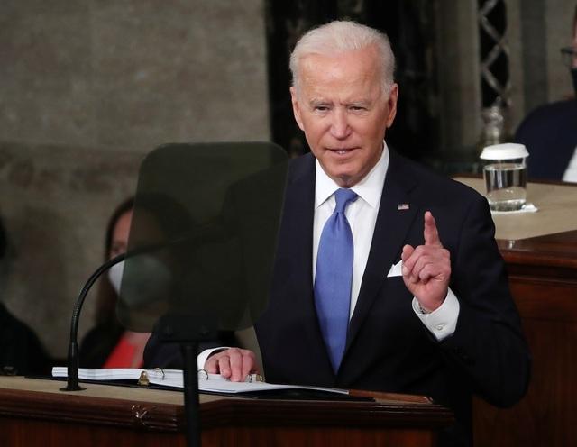 Ông Biden vạch rõ kế hoạch đưa Mỹ dẫn đầu thế giới một lần nữa - 1