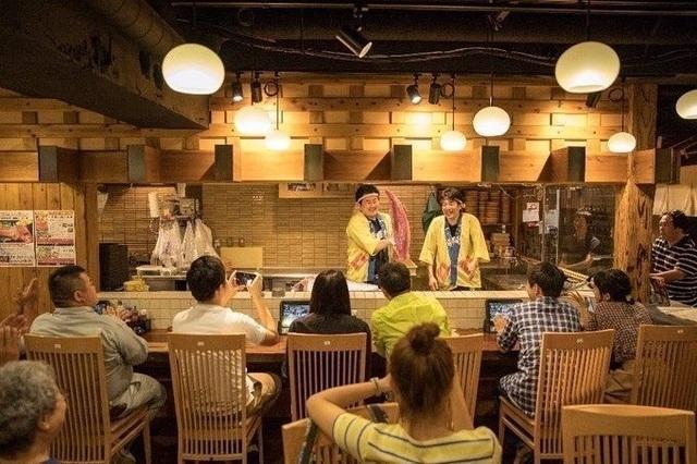 Có gì trong show diễn cắt cá ngừ khiến người Tokyo phát cuồng - 3