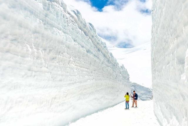 Đi dọc Alpine Tateyama Kurobe - cung đường tuyết ngoạn mục của xứ Phù Tang - 3