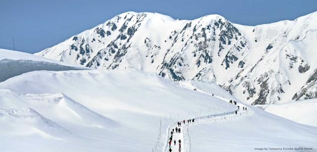 Đi dọc Alpine Tateyama Kurobe - cung đường tuyết ngoạn mục của xứ Phù Tang - 2