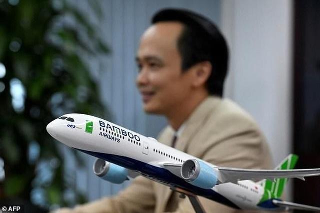Động thái mới của tỷ phú Trịnh Văn Quyết với con cưng Bamboo Airways - 1