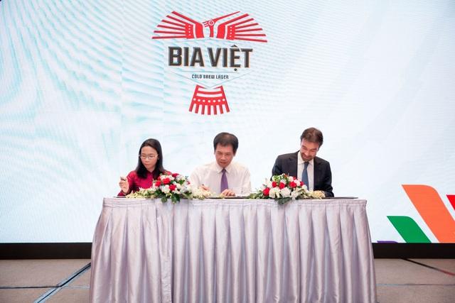 Bia Việt xúc tiến tài trợ SEA Games 31 và Para Games 11 - 1