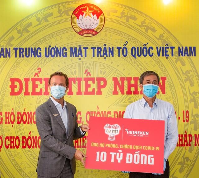 Bia Việt xúc tiến tài trợ SEA Games 31 và Para Games 11 - 3