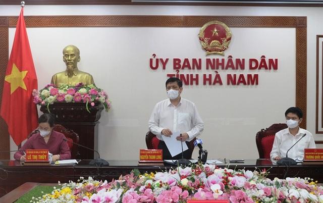 Hà Nam: Bộ Y tế yêu cầu lấy mẫu xét nghiệm toàn bộ người dân thôn Quan Nhân - 3