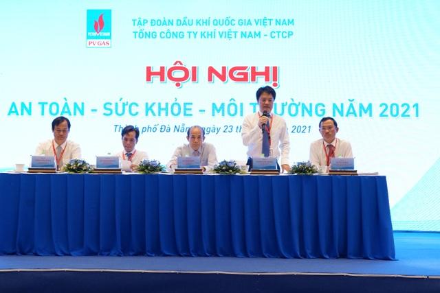 PV GAS tổ chức Hội nghị An toàn - Sức khỏe - Môi trường - 2