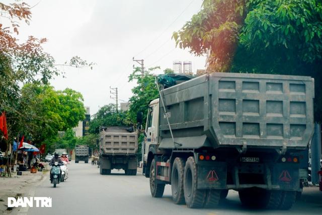Binh đoàn xe hổ vồ hoành hành trên khắp các tuyến đường ở Quảng Ninh - 6