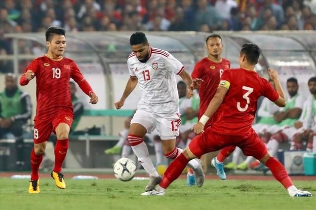 Đội tuyển Việt Nam đá 3 trận vòng loại World Cup vào lúc 23h45 - 1