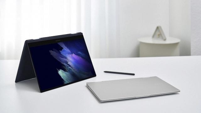 Samsung ra mắt bộ đôi laptop Galaxy Book - 2