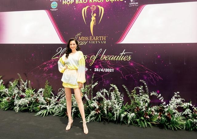 Trương Tri Trúc Diễm trở thành giám khảo Hoa hậu Trái đất Việt Nam - 2