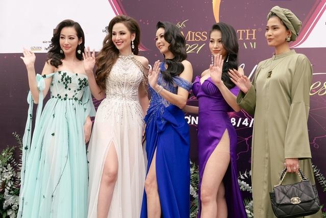 Trương Tri Trúc Diễm trở thành giám khảo Hoa hậu Trái đất Việt Nam - 1