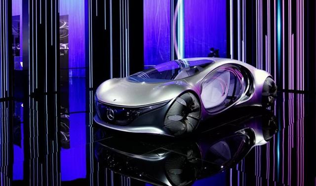 Lạc vào thế giới tương lai tại triển lãm ô tô Thượng Hải 2021 - 5