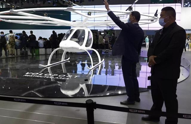 Lạc vào thế giới tương lai tại triển lãm ô tô Thượng Hải 2021 - 6