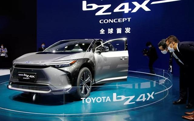 Lạc vào thế giới tương lai tại triển lãm ô tô Thượng Hải 2021 - 7