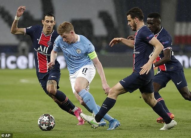 Mbappe để lại dấu ấn siêu tệ trong trận thua của PSG - 2