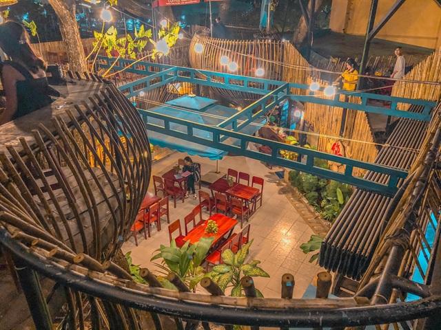 Những quán cà phê độc lạ, thiết kế có một không hai ở Việt Nam - 4