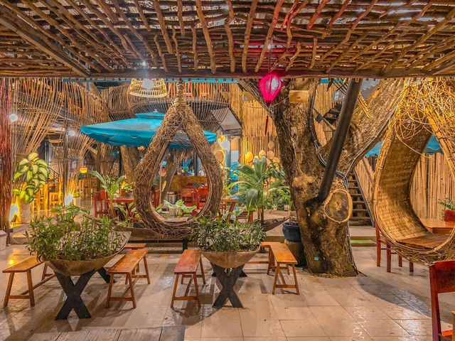 Những quán cà phê độc lạ, thiết kế có một không hai ở Việt Nam - 5