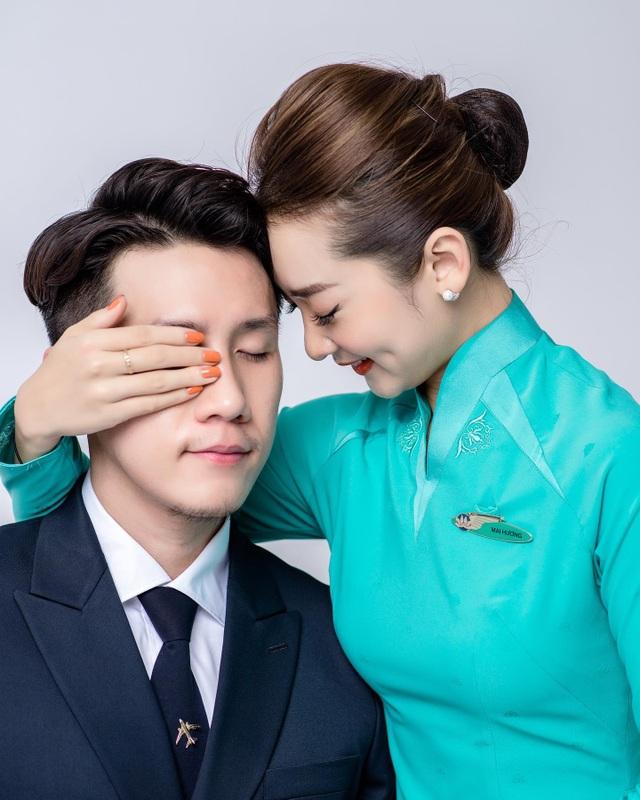 Nữ tiếp viên hàng không giảm cân ngoạn mục, gặp được tình yêu sét đánh - 4