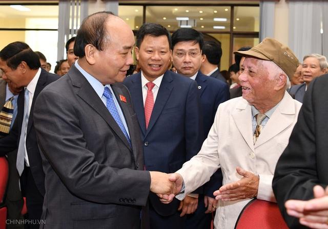 Chủ tịch nước ứng cử đại biểu Quốc hội ở huyện Củ Chi và Hóc Môn - 1