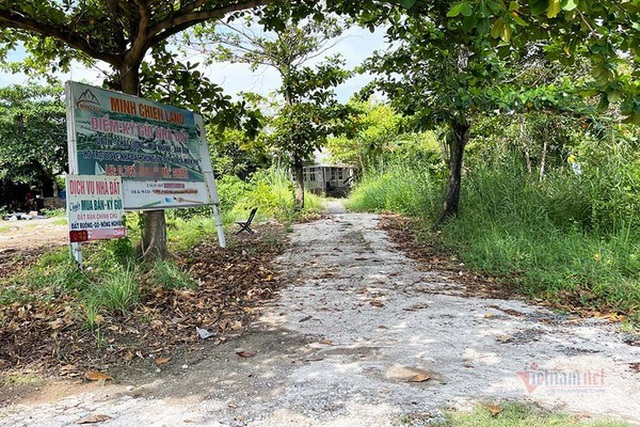 Quay cuồng trong sốt đất, Cần Giờ cấm công chức môi giới đất đai - 2
