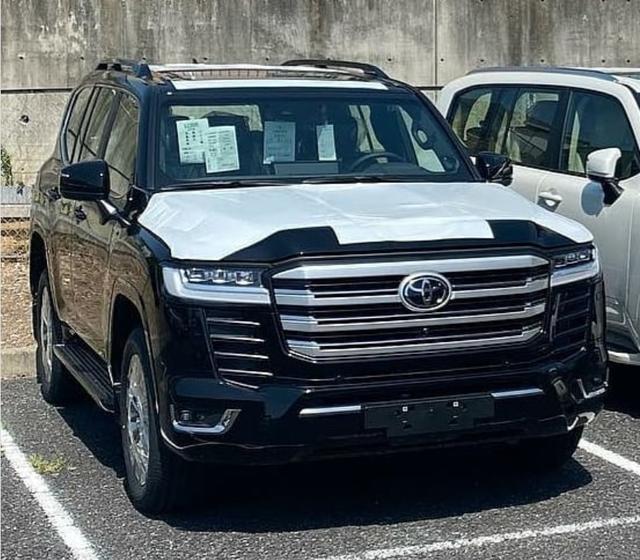 Diện mạo Toyota Land Cruiser thế hệ mới không còn là bí mật - 4