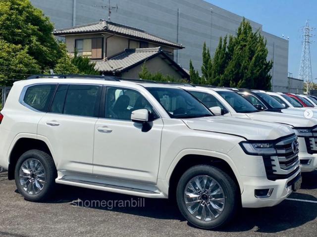 Diện mạo Toyota Land Cruiser thế hệ mới không còn là bí mật - 2