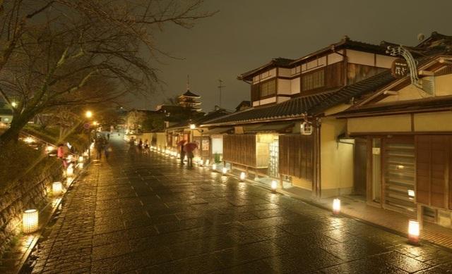 Lễ hội ánh sáng huyền ảo Higashiyama Hanatoro - 2