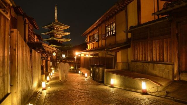 Lễ hội ánh sáng huyền ảo Higashiyama Hanatoro - 1