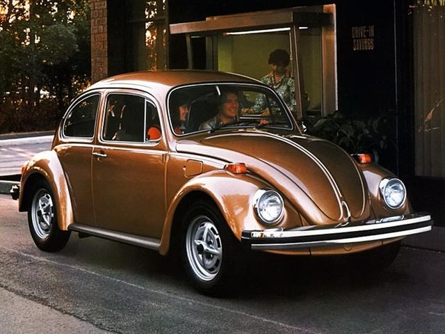 Volkswagen soi mẫu xe Trung Quốc nhái huyền thoại Beetle - 3