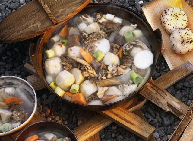 Lễ hội ăn lẩu tập thể ở Nhật Bản - 1