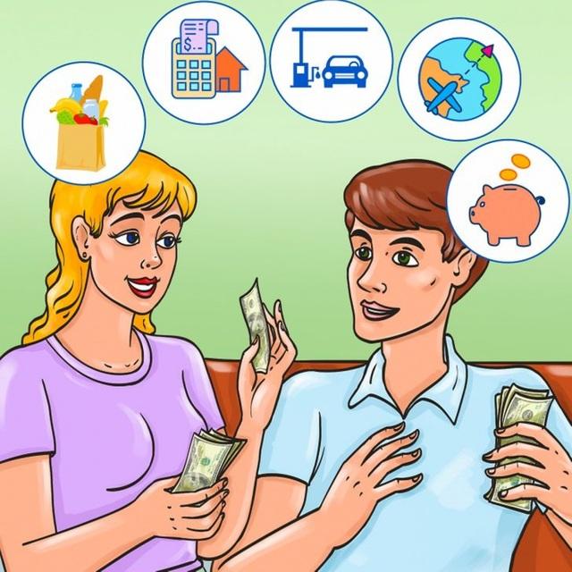 Những thói quen của các cặp vợ chồng sống hạnh phúc - 3