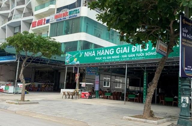 Hình ảnh khác lạ tại bãi biển Sầm Sơn trong ngày đầu nghỉ lễ - 5