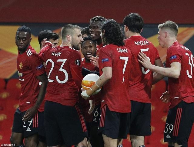 Thắng hủy diệt AS Roma 6-2, Man Utd mở toang cánh cửa vào chung kết - 1
