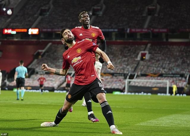 Thắng hủy diệt AS Roma 6-2, Man Utd mở toang cánh cửa vào chung kết - 3