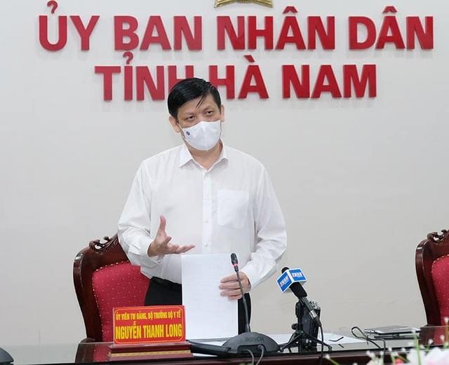 Ca Covid-19 siêu lây nhiễm ở Hà Nam đã lây cho 8 bệnh nhân như thế nào? - 2