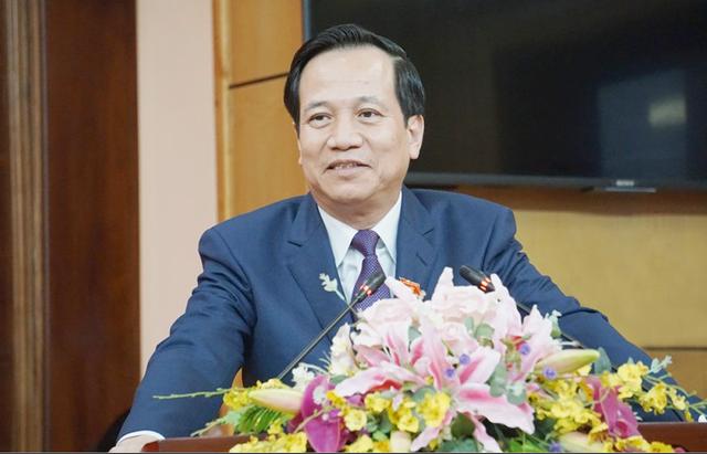 Bộ trưởng Đào Ngọc Dung ứng cử ở 4 huyện và 1 thị xã của Thanh Hóa - 1