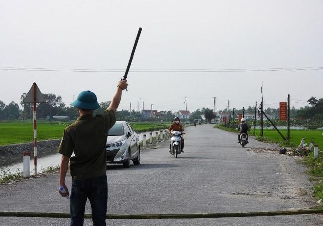 Hà Nam: Thiết lập vùng cách ly y tế 28 ngày với thôn có 5 ca mắc Covid-19 - 2